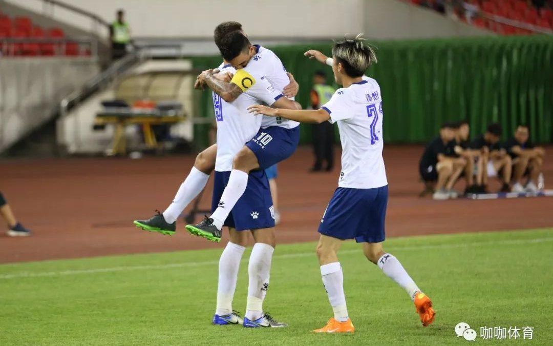 Zhejiang Greentown F.C. 0-2 Shijiazhuang Ever Bright F.C.