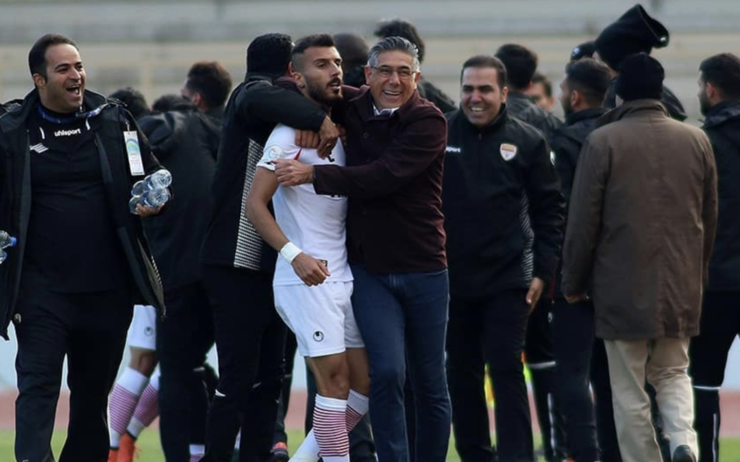 "Afshin Ghotbi: "" My players were great """