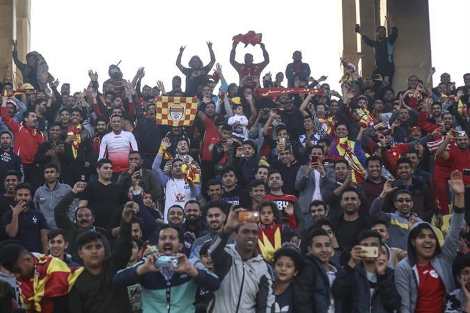 Foolad Khuzestan F.C. 1-0 Naft Masjed Soleyman F.C.