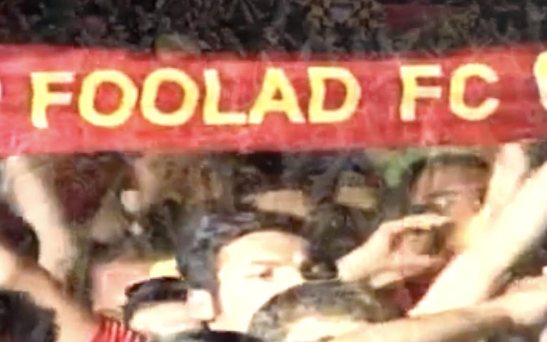 Pars Jonoubi Jam 0-0 Foolad Khuzestan F.C.