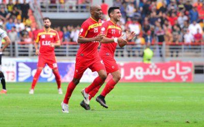 Foolad Khuzestan F.C. 1-1 Padideh F.C.