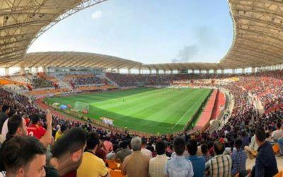 Foolad Khuzestan F.C. 1-1 Sepahan S.C.